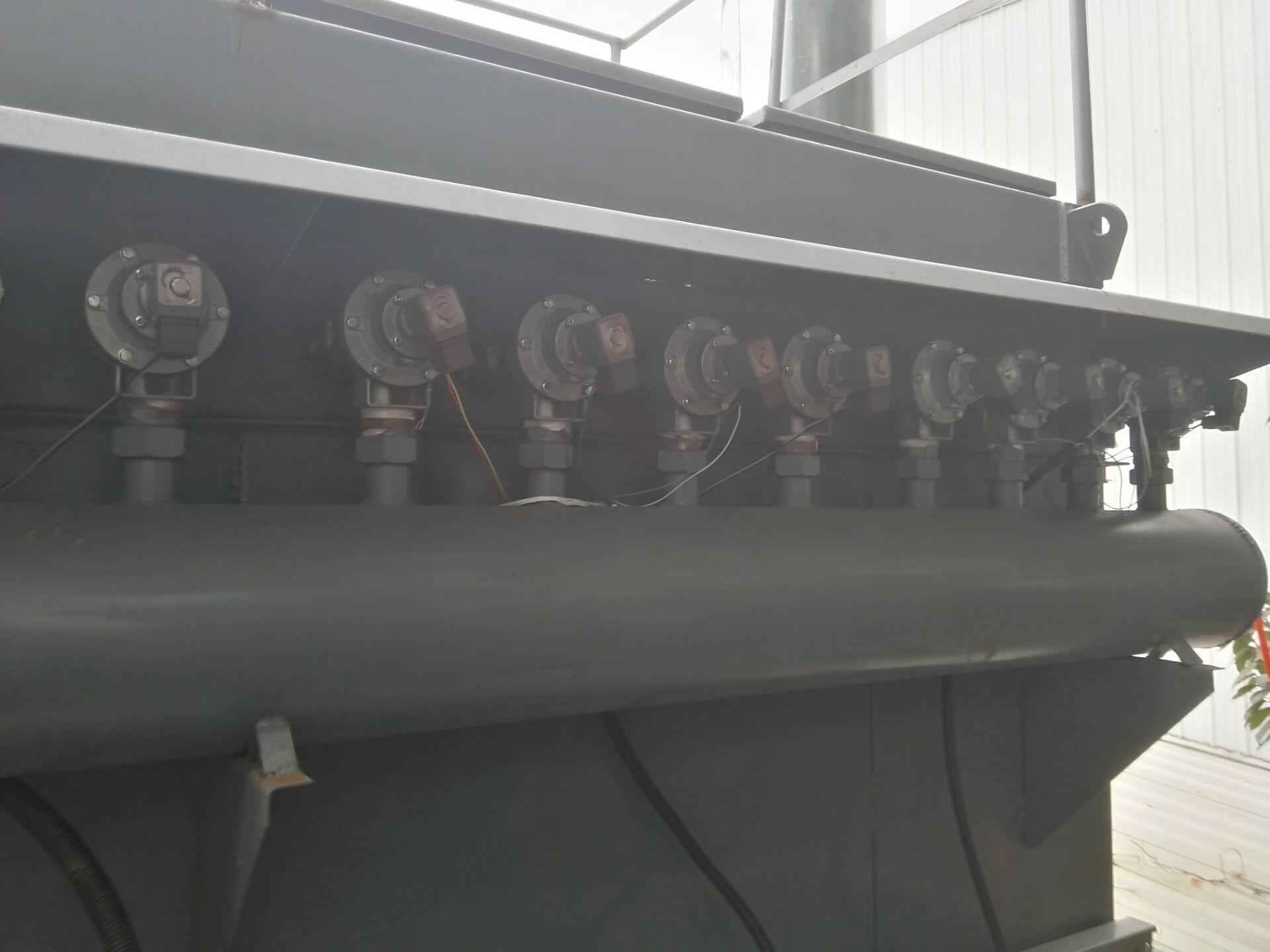 成都富江机械制造有限公司除尘项目